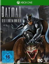 Packshot: Batman - The Telltale Series: Der Feind im Inneren
