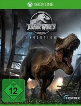 Packshot: Jurassic World Evolution