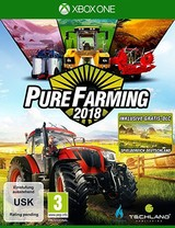 Packshot: Pure Farming 2018