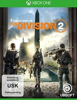 Packshot: Tom Clancy's The Division 2