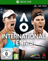 Packshot: AO International Tennis