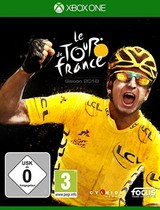 Packshot: Tour de France 2018