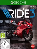 Packshot: RIDE 3