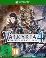 Packshot: Valkyria Chronicles 4
