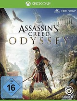 Packshot: Assassin's Creed Odyssey