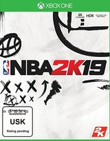 Packshot: NBA 2K19