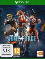 Packshot: JUMP FORCE