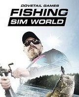 Packshot: Fishing Sim World