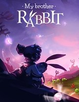 Packshot: My Brother Rabbit