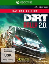 Packshot: Dirt Rally 2.0