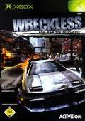 Packshot: Wreckless: The Yakuza Missions
