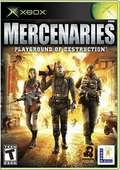 Packshot: Mercenaries