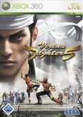 Packshot: Virtua Fighter 5 (VF5)