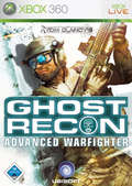 Packshot: Tom Clancy's Ghost Recon: Advanced Warfighter (GRAW)