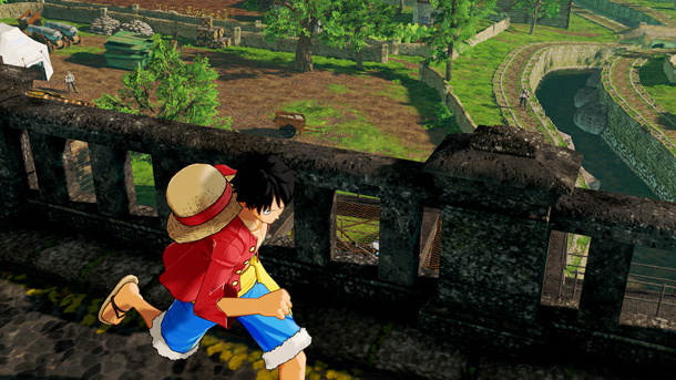 ONE PIECE: World Seeker: 12 neue Screenshots