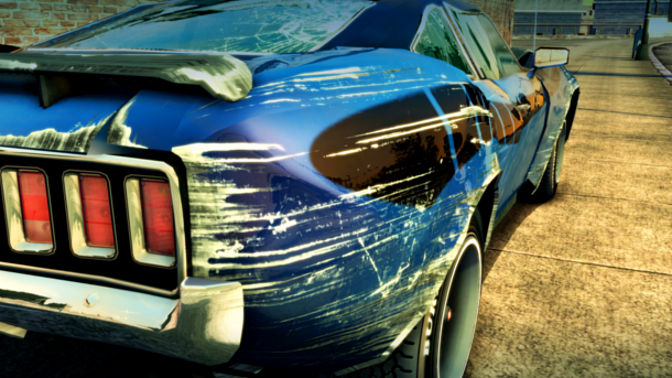 Burnout Paradise: Acht neue Screenshots