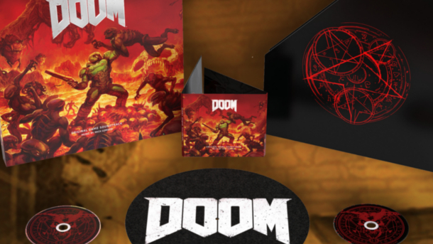 Doom: Bilder zum Soundtrack