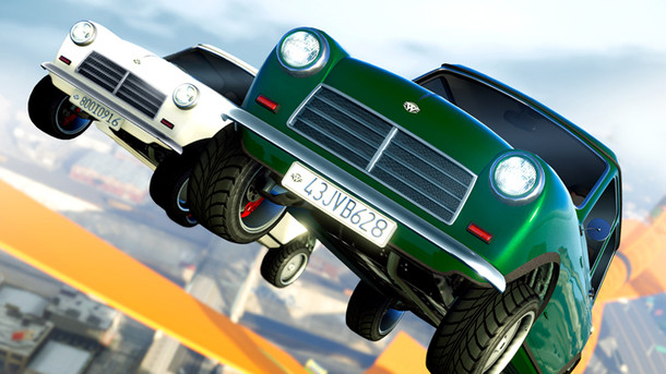 Grand Theft Auto 5 (GTA V): Fünf neue Screenshots