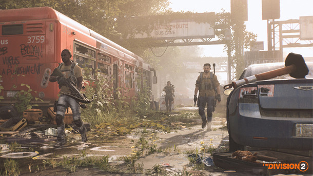 Tom Clancy's The Division 2  - Acht neue Screenshots