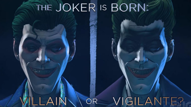 Batman - The Telltale Series: Der Feind im Inneren: Telltale's Batman: The Enemy Within: Joker the Vigilante