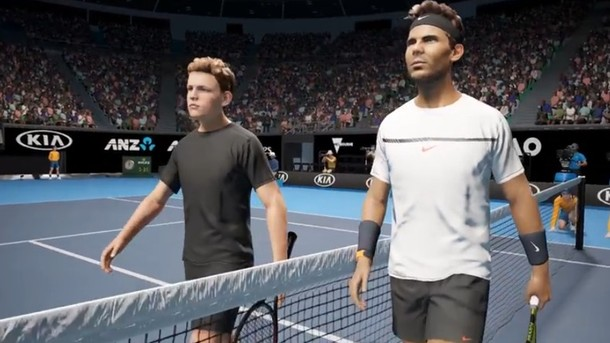 AO International Tennis  - AO International Tennis Developer Diary: Overview
