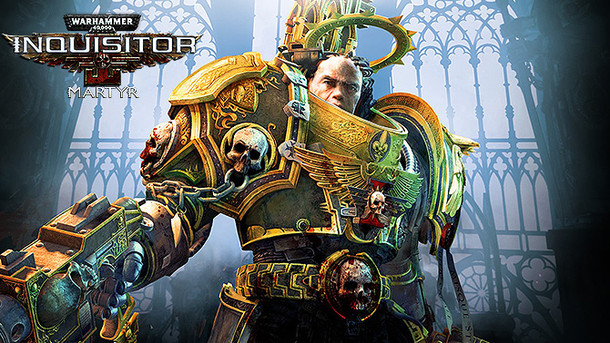 Warhammer 40,000: Inquisitor – Martyr: Warhammer 40K: Inquisitor - Martyr | Intro Trailer