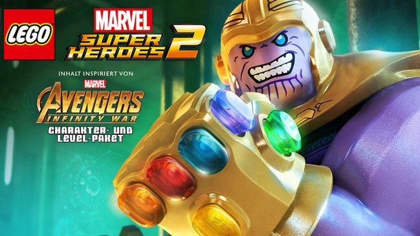 LEGO Marvel Super Heroes 2: LEGO MARVEL SUPER HEROES 2 - Avengers: Infinity War Trailer Deutsch HD German (2018)