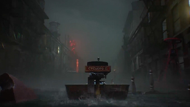 The Sinking City: The Sinking City | Teaser Trailer