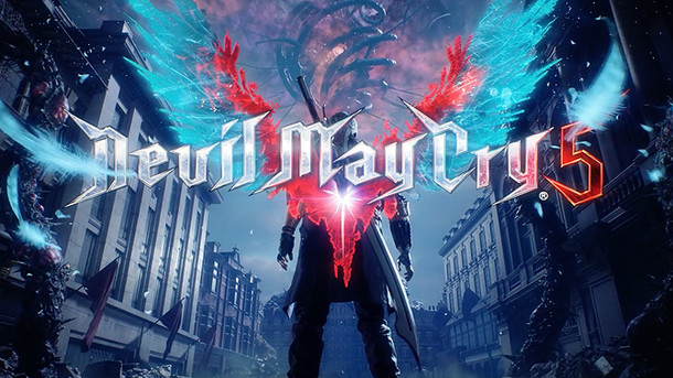 Devil May Cry 5 - Devil May Cry 5 - Announcement Trailer