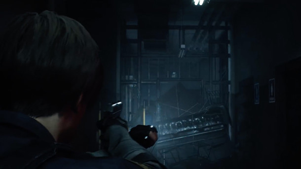Resident Evil 2 Remake: Resident Evil 2 - E3 2018 Gameplay Video