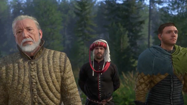 Kingdom Come: Deliverance - Kingdom Come: Deliverance - From The Ashes Trailer [DE]