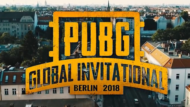 Playerunknown's Battlegrounds - PUBG - Making of the PGI Mural - Berlin