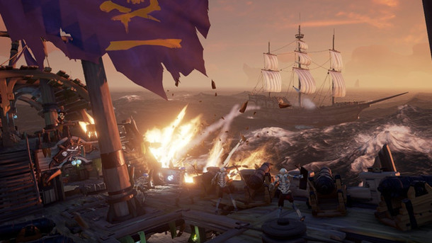 Sea of Thieves: Official Sea of Thieves: Cursed Sails Teaser Trailer
