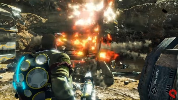 Red Faction Guerrilla Re-Mars-tered: Red Faction Guerrilla Re-Mars-tered Edition - Release Trailer