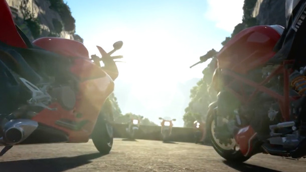 RIDE 3 - RIDE 3 - Ducati Trailer (USK)