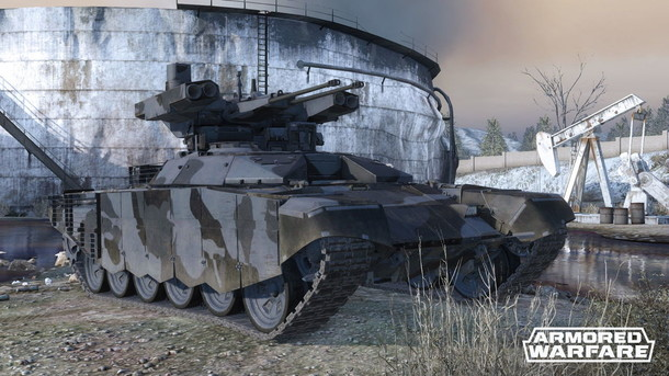 Armored Warfare - Armored Warfare - Xbox Launch Trailer