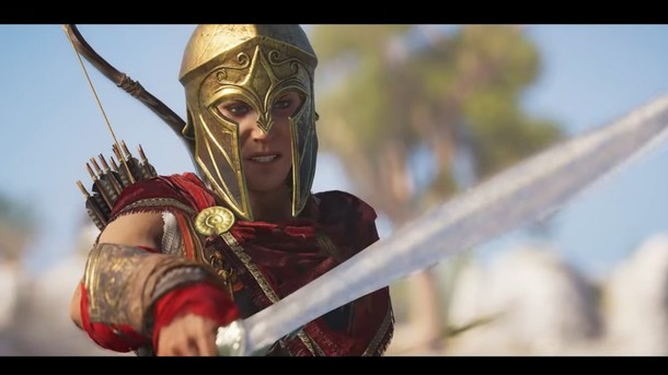 Assassin's Creed Odyssey: Assassin's Creed Odyssey: Wähle das Leben Live-Action-Trailer