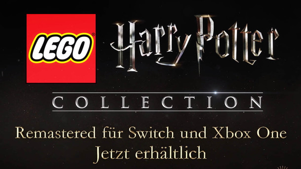 News - LEGO Harry Potter Remastered Collection - Launch-Trailer (DE)