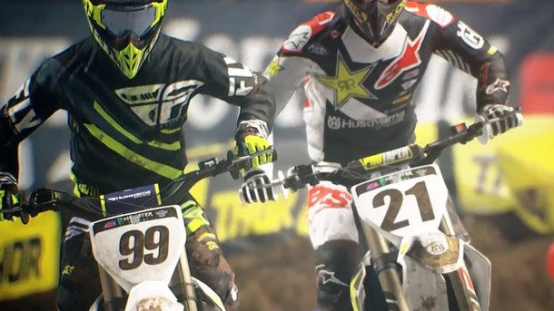 Monster Energy Supercross - The Official Videogame 2 - Monster Energy Supercross - The Official Videogame 2