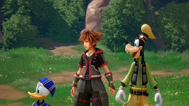 Kingdom Hearts III - KINGDOM HEARTS III - TANGLED Trailer