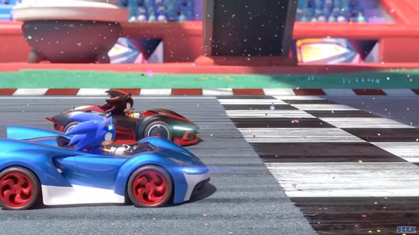 Team Sonic Racing - Team Sonic Racing Tokyo Game Show Interview