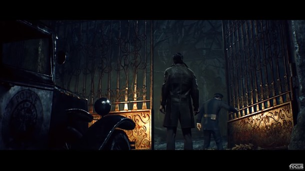 Call of Cthulhu : Accolade Trailer