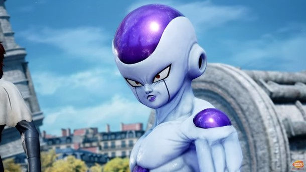 JUMP FORCE  - JUMP Force - PS4/XB1/PC - Super Saiyan Blue and Golden Frieza