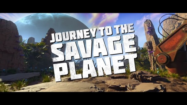 Journey to the Savage Planet: The Game Awards Reveal Trailer