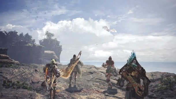 Monster Hunter: World: Iceborne reveal