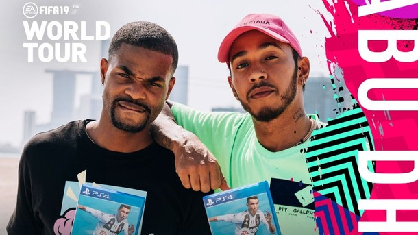 FIFA 19 - World Tour | Lewis Hamilton vs. King Bach