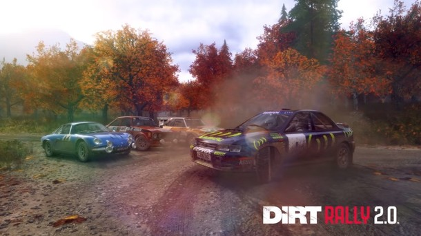 Dirt Rally 2.0: Rally Through the Ages