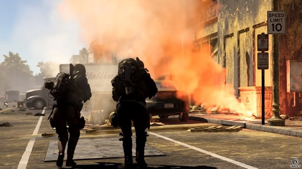 Tom Clancy's The Division 2 : MULTIPLAYER TRAILER: DARK ZONE & KONFLIKT