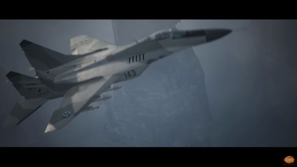 Ace Combat 7: Skies Unknown: Launch Trailer (Deutsch)