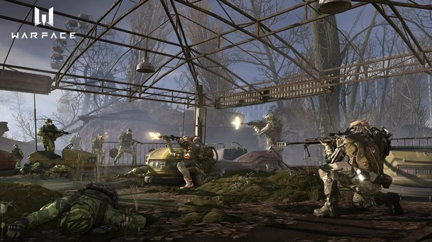 Warface - Raids - Pripyat